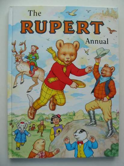 Photo of RUPERT ANNUAL 1999 written by Robinson, Ian illustrated by Harrold, John Hart, Gina published by Pedigree Books Limited (STOCK CODE: 487218)  for sale by Stella & Rose's Books
