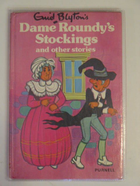 Photo of DAME ROUNDY'S STOCKINGS AND OTHER STORIES written by Blyton, Enid published by Purnell (STOCK CODE: 553819)  for sale by Stella & Rose's Books