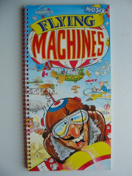 Photo of FLYING MACHINES- Stock Number: 554057