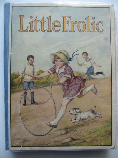 Photo of LITTLE FROLIC- Stock Number: 554216