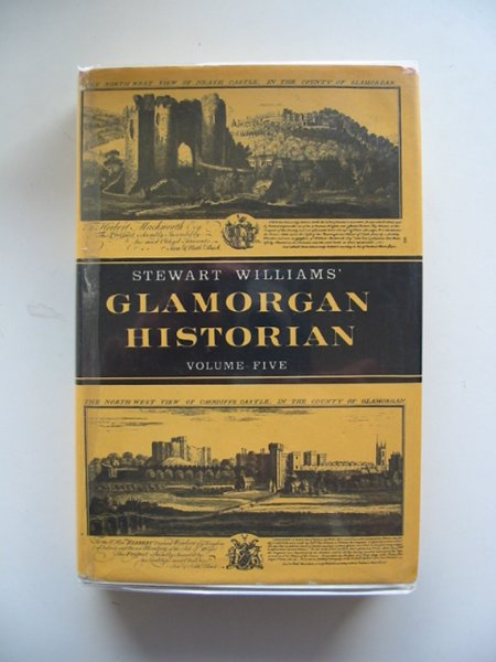Photo of GLAMORGAN HISTORIAN VOLUME FIVE- Stock Number: 554931