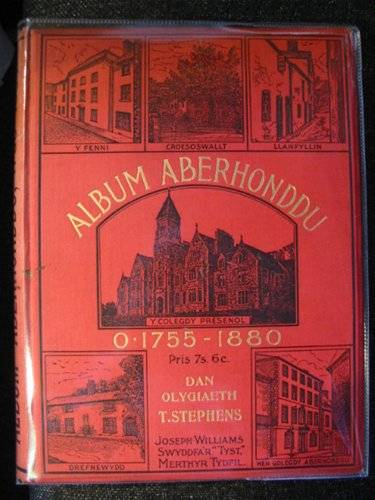 Photo of ALBUM ABERHONDDU written by Stephens, T. published by Joseph Williams (STOCK CODE: 557446)  for sale by Stella & Rose's Books
