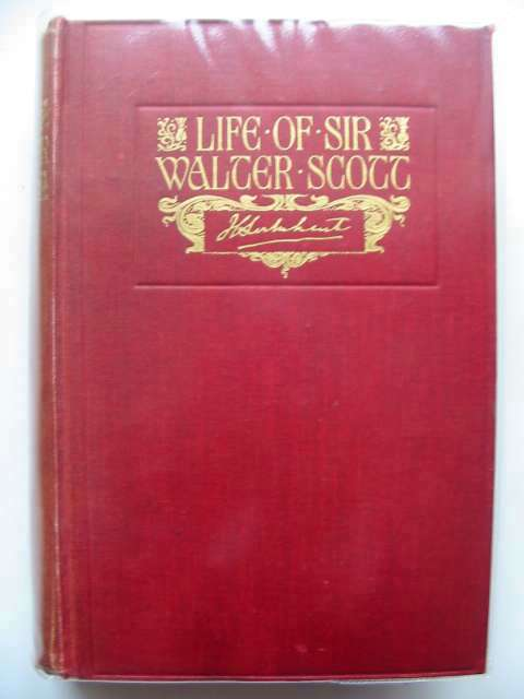Photo of THE LIFE OF SIR WALTER SCOTT written by Lockhart, J.G. published by Adam & Charles Black (STOCK CODE: 559013)  for sale by Stella & Rose's Books