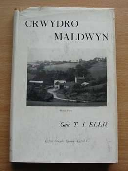 Photo of CRWYDRO MALDWYN written by Ellis, T.I. published by Llyfrau'r Dryw (STOCK CODE: 559545)  for sale by Stella & Rose's Books