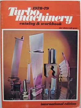 Photo of TURBO MACHINERY CATALOG & WORKBOOK 1978-79- Stock Number: 560428