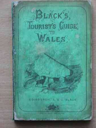 Photo of BLACK'S TOURIST'S GUIDE TO WALES published by Adam & Charles Black (STOCK CODE: 564068)  for sale by Stella & Rose's Books