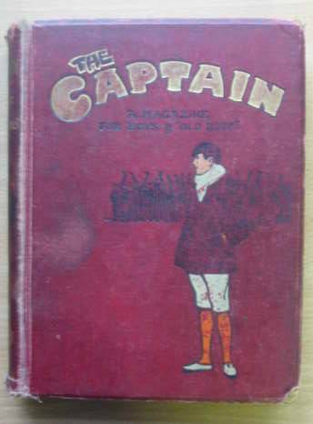 Photo of THE CAPTAIN VOL XXIX written by Wodehouse, P.G. Westerman, Percy F. et al,  published by George Newnes Limited (STOCK CODE: 565446)  for sale by Stella & Rose's Books
