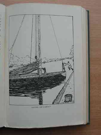 Photo of THE BIG SIX written by Ransome, Arthur illustrated by Ransome, Arthur published by Jonathan Cape (STOCK CODE: 565909)  for sale by Stella & Rose's Books