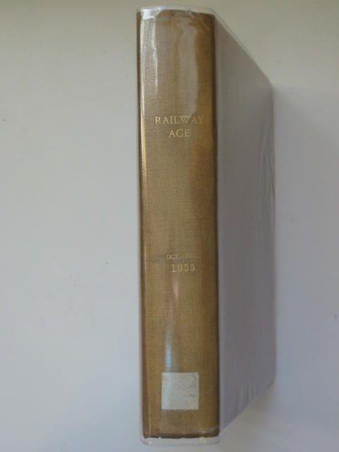 Photo of RAILWAY AGE OCT-DEC 1955- Stock Number: 566318