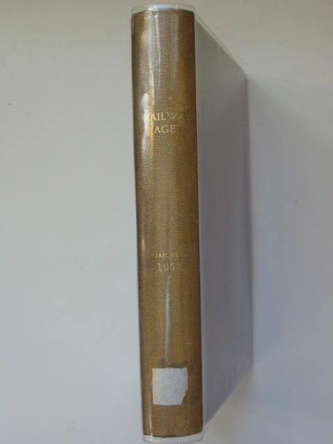 Photo of RAILWAY AGE JAN-FEB 1953- Stock Number: 566320