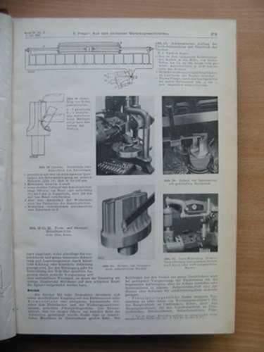 Photo of ZEITSCHRIFT DES VEREINES DEUTSCHER INGENIEURE VOL 78 PART 2 published by Vdi-Verlag (STOCK CODE: 566558)  for sale by Stella & Rose's Books
