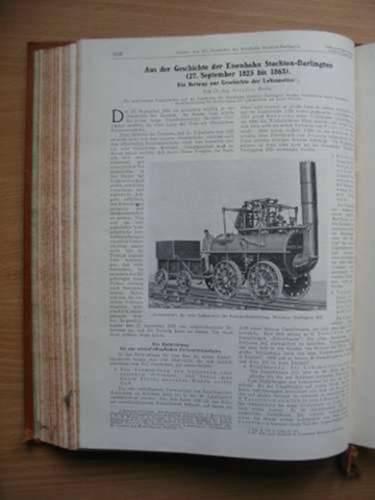 Photo of ZEITSCHRIFT DES VEREINES DEUTSCHER INGENIEURE VOL 69 PART 2 published by Vdi-Verlag (STOCK CODE: 566559)  for sale by Stella & Rose's Books