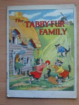 Photo of THE TABBY-FUR FAMILY written by May, Tracey illustrated by Boswell, Hilda published by R.A. Publishing Co. Ltd. (STOCK CODE: 566981)  for sale by Stella & Rose's Books