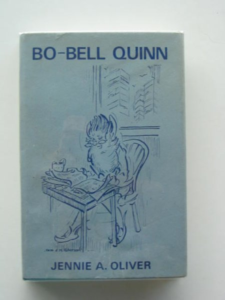Photo of BO-BELL QUINN written by Oliver, Jennie A. illustrated by Paterson, Cora E.M. published by Arthur H. Stockwell Ltd. (STOCK CODE: 568062)  for sale by Stella & Rose's Books