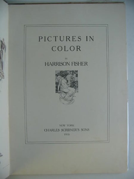 Photo of PICTURES IN COLOR illustrated by Fisher, Harrison published by Charles Scribner's Sons (STOCK CODE: 569145)  for sale by Stella & Rose's Books