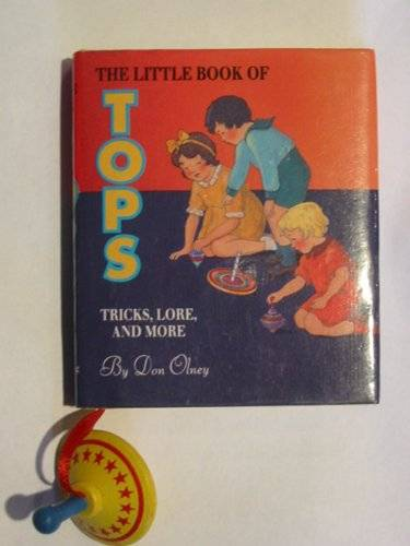 Photo of THE LITTLE BOOK OF TOPS- Stock Number: 569422