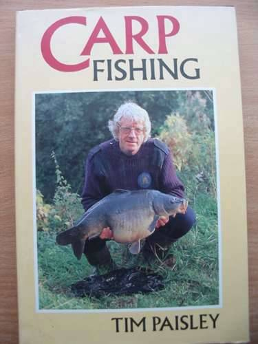 Photo of CARP FISHING written by Paisley, Tim published by The Crowood Press (STOCK CODE: 572596)  for sale by Stella & Rose's Books