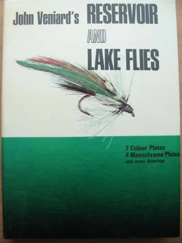 Photo of RESERVOIR AND LAKE FLIES written by Veniard, John illustrated by Downs, Donald published by Adam & Charles Black (STOCK CODE: 572598)  for sale by Stella & Rose's Books