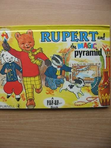 Photo of RUPERT AND THE MAGIC PYRAMID illustrated by Adby, Peter published by Purnell (STOCK CODE: 573118)  for sale by Stella & Rose's Books