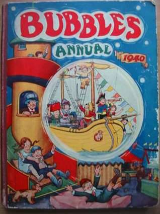 Photo of BUBBLES ANNUAL 1940- Stock Number: 573907