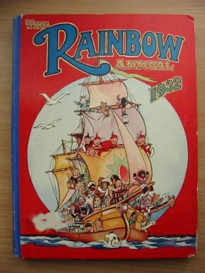 Photo of RAINBOW ANNUAL 1932- Stock Number: 573960