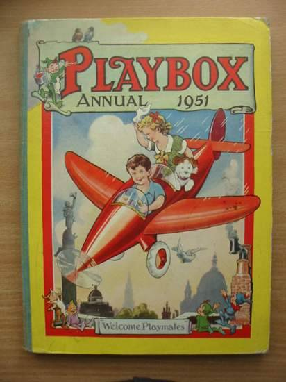 Photo of PLAYBOX ANNUAL 1951- Stock Number: 573985