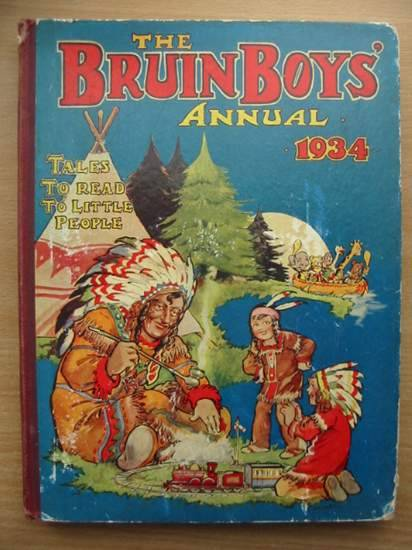 Photo of THE BRUIN BOYS ANNUAL 1934- Stock Number: 573986