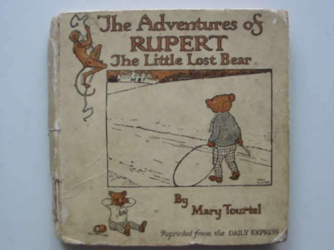 Photo of THE ADVENTURES OF RUPERT THE LITTLE LOST BEAR- Stock Number: 575201
