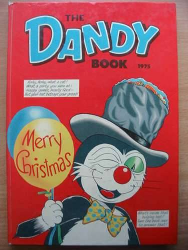 Photo of THE DANDY BOOK 1975- Stock Number: 575522