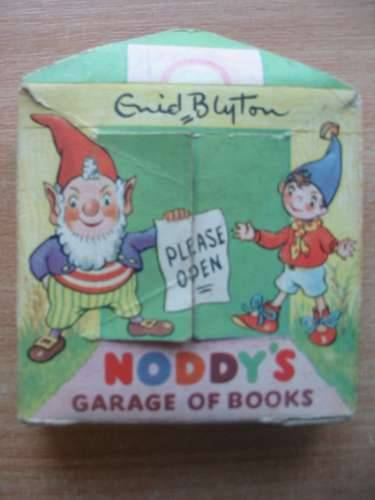Photo of NODDY'S GARAGE OF BOOKS written by Blyton, Enid illustrated by Beek,  published by Sampson Low (STOCK CODE: 575870)  for sale by Stella & Rose's Books