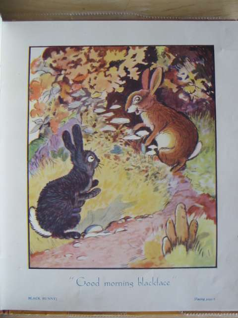 Photo of THE STORY OF BLACK BUNNY written by Aris, Ernest A. illustrated by Aris, Ernest A. published by Ward, Lock & Co. Ltd. (STOCK CODE: 576291)  for sale by Stella & Rose's Books