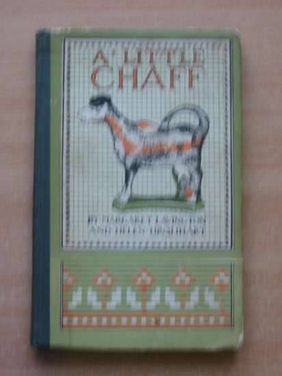 Photo of A LITTLE CHAFF written by Lavington, Margaret<br />Urquhart, Helen published by John Lane The Bodley Head (STOCK CODE: 576950)  for sale by Stella & Rose's Books