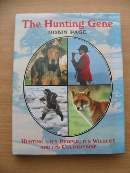 Photo of THE HUNTING GENE written by Page, Robin published by Bird's Farm Books (STOCK CODE: 578659)  for sale by Stella & Rose's Books