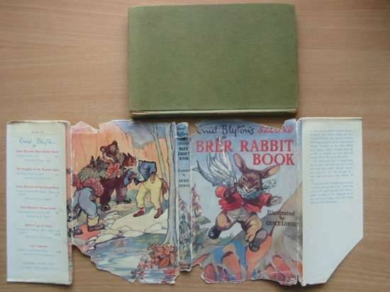 Photo of ENID BLYTON'S SECOND BRER RABBIT BOOK- Stock Number: 578934