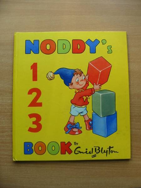 Photo of NODDY'S ONE, TWO, THREE BOOK written by Blyton, Enid published by Purnell (STOCK CODE: 578955)  for sale by Stella & Rose's Books