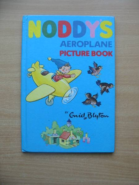 Photo of NODDY'S AEROPLANE PICTURE BOOK- Stock Number: 578987