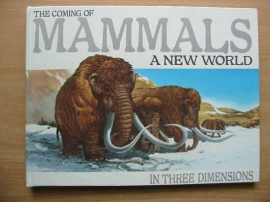 Photo of THE COMING OF MAMMALS- Stock Number: 579252