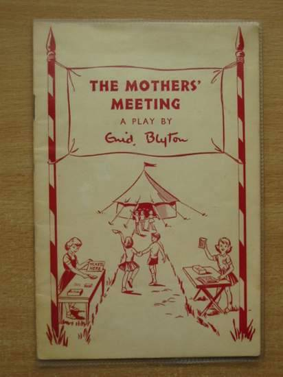 Photo of THE MOTHERS' MEETING- Stock Number: 579290