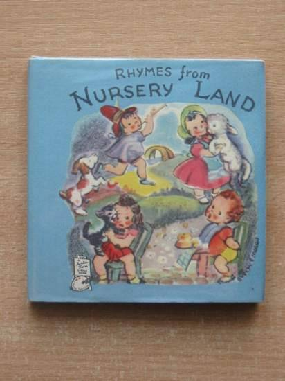 Photo of RHYMES FROM NURSERY LAND published by Raphael Tuck & Sons Ltd. (STOCK CODE: 580079)  for sale by Stella & Rose's Books