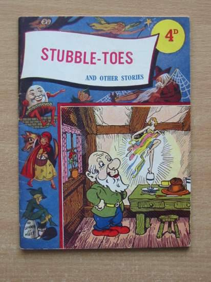 Photo of STUBBLE-TOES AND OTHER STORIES- Stock Number: 581248