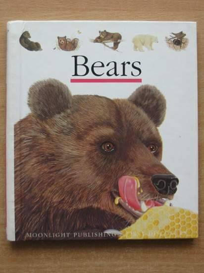 Photo of BEARS illustrated by Bour, Laura published by Moonlight Publishing (STOCK CODE: 581252)  for sale by Stella & Rose's Books