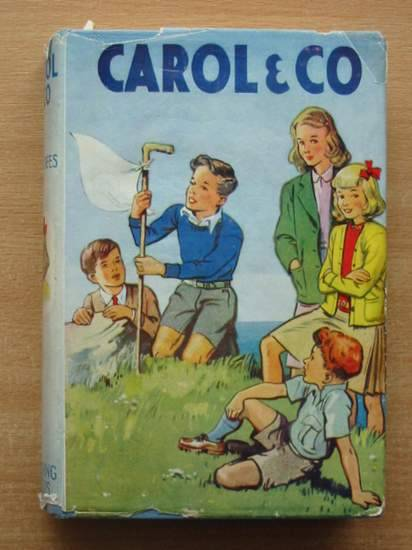 Photo of CAROL & CO. written by Rees, Jean A. published by Pickering & Inglis Ltd. (STOCK CODE: 581304)  for sale by Stella & Rose's Books