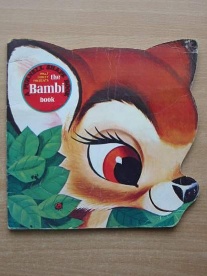 Photo of WALT DISNEY PRESENTS THE BAMBI BOOK- Stock Number: 581322