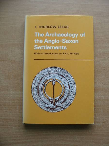 Photo of THE ARCHAEOLOGY OF THE ANGLO-SAXON SETTLEMENTS- Stock Number: 581405