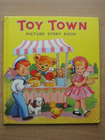 Photo of TOY TOWN PICTURE STORY BOOK published by Amex Company Limited (STOCK CODE: 581582)  for sale by Stella & Rose's Books
