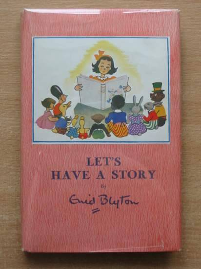 Photo of LET'S HAVE A STORY- Stock Number: 582061