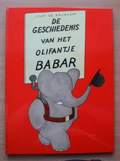 Photo of DE GESCHIENDENIS VAN HET OLIFANTJE BABAR- Stock Number: 582136
