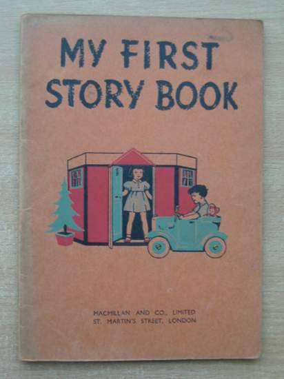 Photo of MY FIRST STORY BOOK published by Macmillan & Co. Ltd. (STOCK CODE: 582711)  for sale by Stella & Rose's Books
