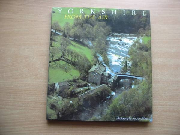 Photo of YORKSHIRE FROM THE AIR published by Island Books (STOCK CODE: 582722)  for sale by Stella & Rose's Books