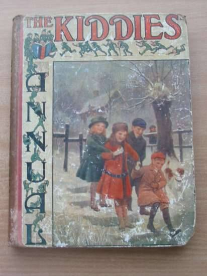 Photo of THE KIDDIES' ANNUAL illustrated by Rhodes, C.E. published by The Epworth Press (STOCK CODE: 583473)  for sale by Stella & Rose's Books